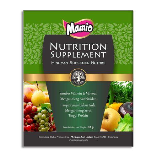 Nutrition Suplement